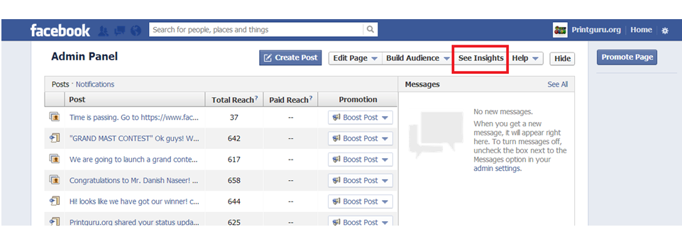 facebook-page-insights
